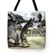 Bull Moose Campaign, 1912 Tote Bag