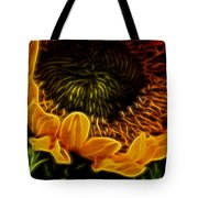 Burning Sun.. Tote Bag