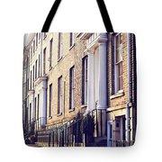 Bury St Edmunds Buildings Tote Bag