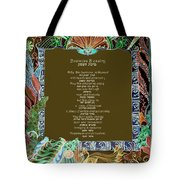 Business Blessing Tote Bag