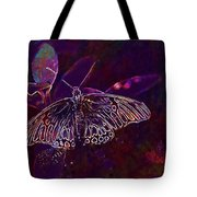 Butterfly Insect Wing Wildlife Bug  Tote Bag