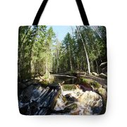 By The Mill Tote Bag