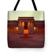 California Palace Of The Legion Of Honor Tote Bag