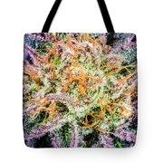 Cannabis Varieties Tote Bag