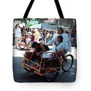 Carnival Cart Tote Bag