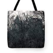Castle Frankenstein Tote Bag
