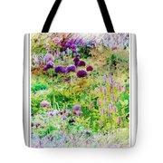 Castle Gardens Tote Bag