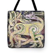 Celtic Layers Tote Bag