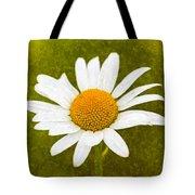 Chamomile Watercolor Tote Bag