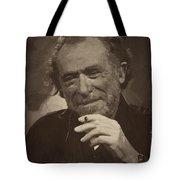 Charles Bukowski 2 Tote Bag