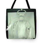 Charles Hall - Creative Arts Program - Spirits Of The Plains Tote Bag