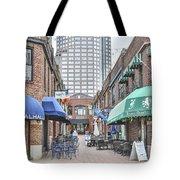 Charlotte Nc Downtown Tote Bag