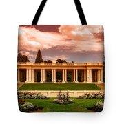 Cheesman Park Denver Tote Bag