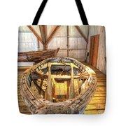 Chesapeake Bay Workboat Tote Bag
