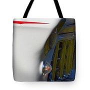 Chevy Pickup Tote Bag