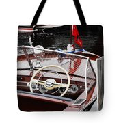Chris Craft Utility Tote Bag