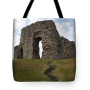 Christchurch Castle Tote Bag