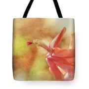 Christmas Cactus Tote Bag