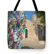 Church Of Profitis Elias - Cyprus Tote Bag