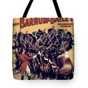 Circus Poster, 1920s Tote Bag