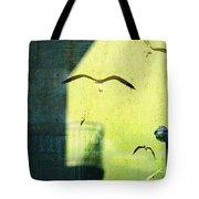 City Shadow Tote Bag