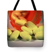 Clarithromycin Tote Bag