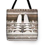 Classic Architecture Tote Bag