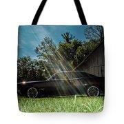 Classic Cars Tote Bag