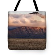 Clouds In The Morning Tote Bag