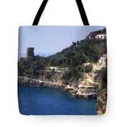 Furore - Coast Of Amalfi Tote Bag