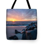 Colorful Start Tote Bag