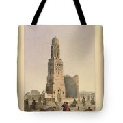 Complex Of Sultan Qalawun Tote Bag