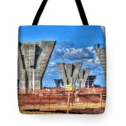 construction WHSD Tote Bag