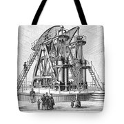 Corliss Steam Engine, 1876 Tote Bag by Granger