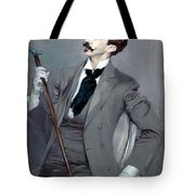 Count Robert De Montesquiou Tote Bag