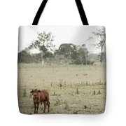 Country Cow Tote Bag