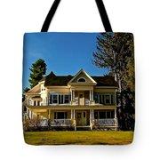 Country Estate Tote Bag