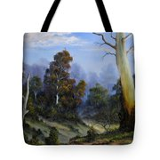 Country View Tote Bag