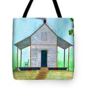Cracker Cabin Drawing Tote Bag