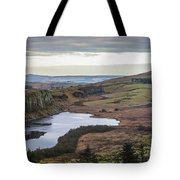 Crag Lough Tote Bag