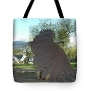 Custer Park, Bismarck, Nd, Usa - Bicentennial Of The Constitution Tote Bag