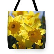 Daffodils In The Sunshine Tote Bag