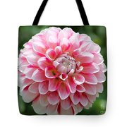 Dahlia Named Hawaii Tote Bag