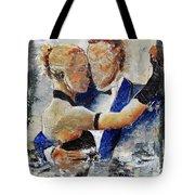 Dancing Tango Tote Bag