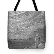 Dante: Paradise Tote Bag by Granger