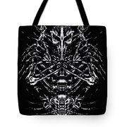 Darkness Of Women Tote Bag