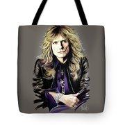 David Coverdale 1 Tote Bag