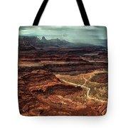 Dead Horse Canyon Tote Bag
