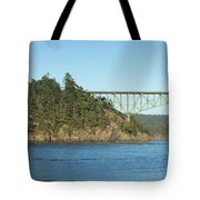 Deception Pass Tote Bag