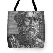 Demosthenes, Ancient Greek Orator Tote Bag